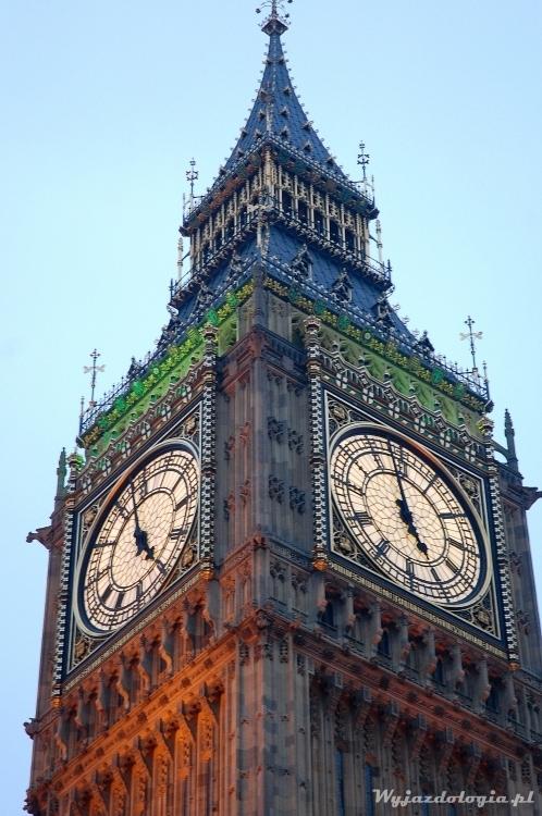 londyński big ben