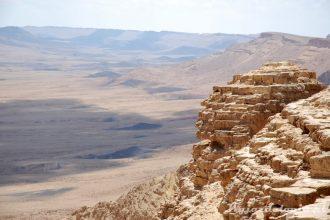pustynia negew w izralu
