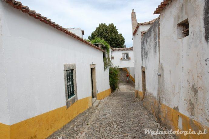 portugalia średniowieczne zabudowania