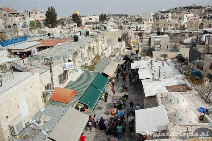 bazar w jerozolimie