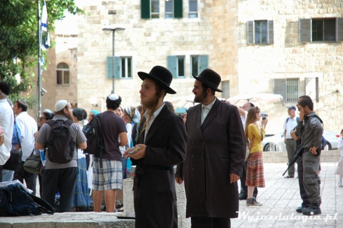 dzielnica żydowska w jerozolimie