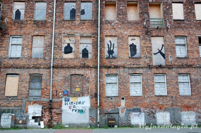 street art na Szmulkach