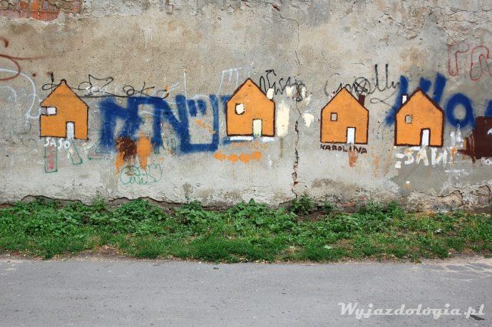 domki na Szmulkach