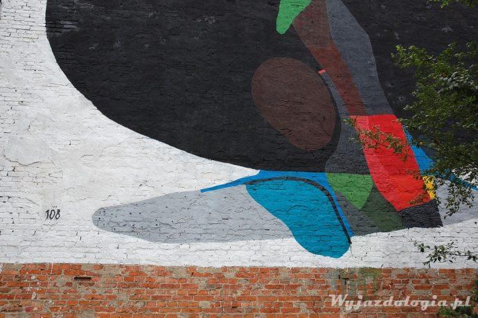 Mural 108, Warszawa Praga Południe
