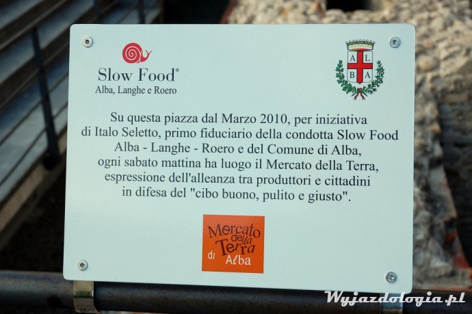 slow food we włoszech