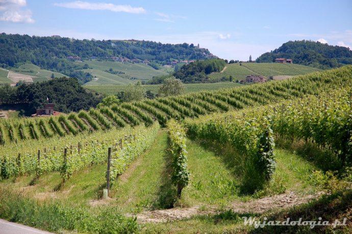 region Cuneo Włochy Piemont