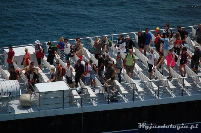 monterosso statkiem