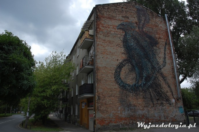 Daleast Warsaw Mural