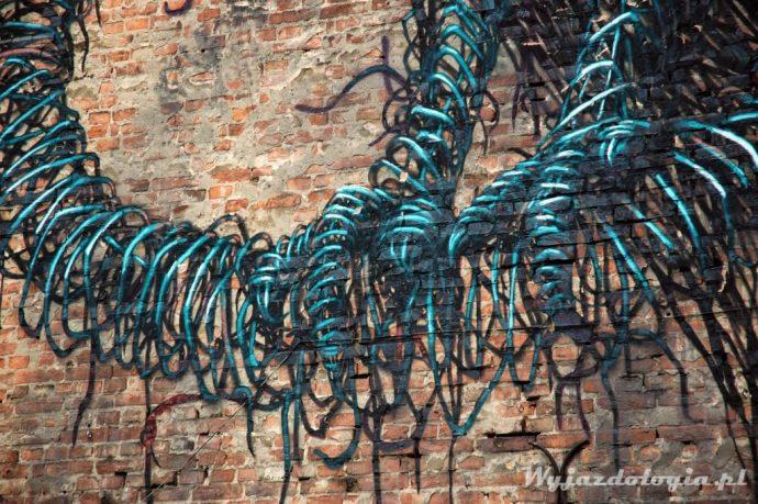 bliska 23 mural z bliska