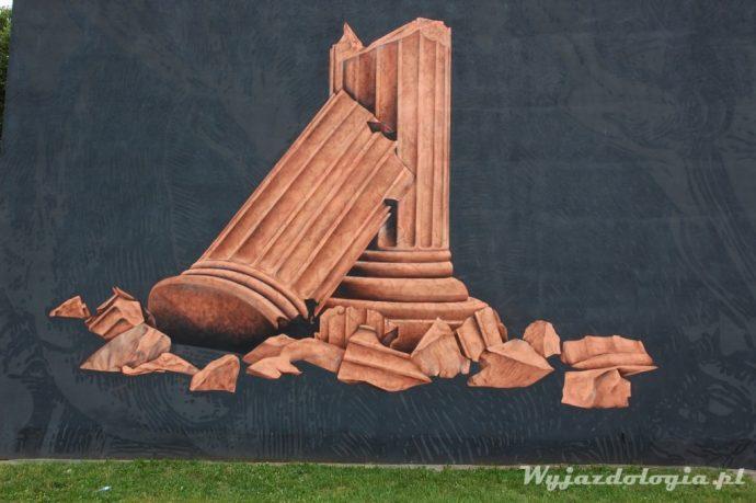 Mural Radzymińska 140