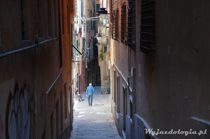 Genua via Maddalena