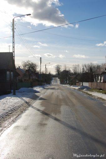 malownicze wioski w okolicach Białowiezy