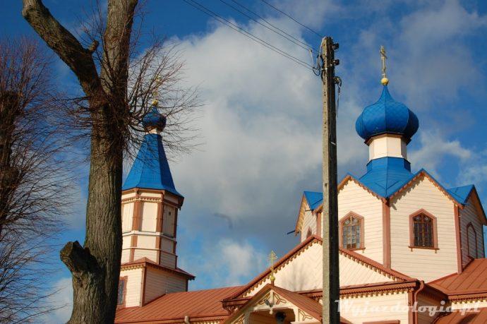 cerkiew w Łosince