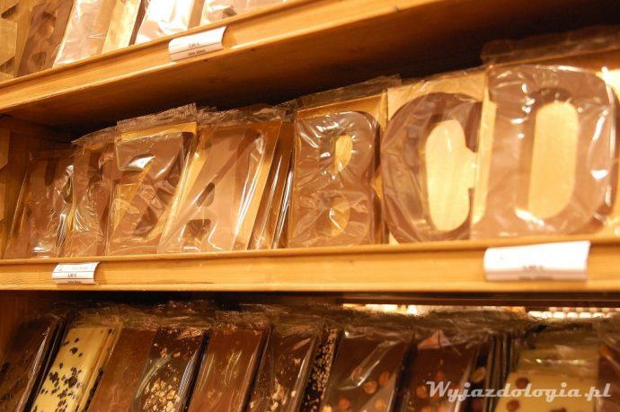 czekolada w brugii