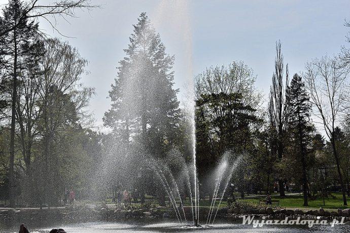 fontanna Ciechocinek