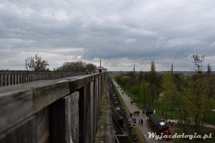 panorama Ciechocinka