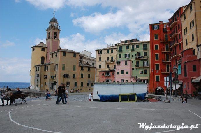 Przylądek Portofino Camogli