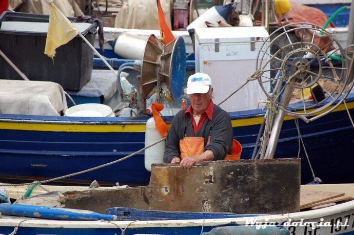 połów ryb we Włoszech