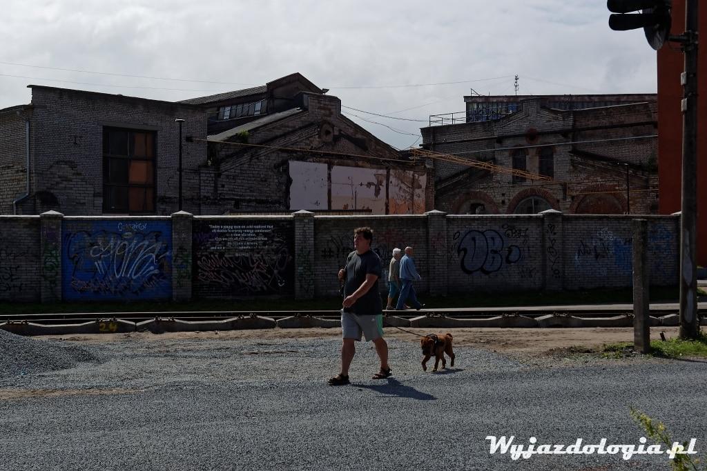 Co zobaczyć w Tallinie industrial Street Art