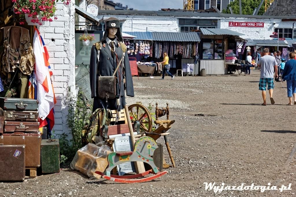 bazar w Tallinie