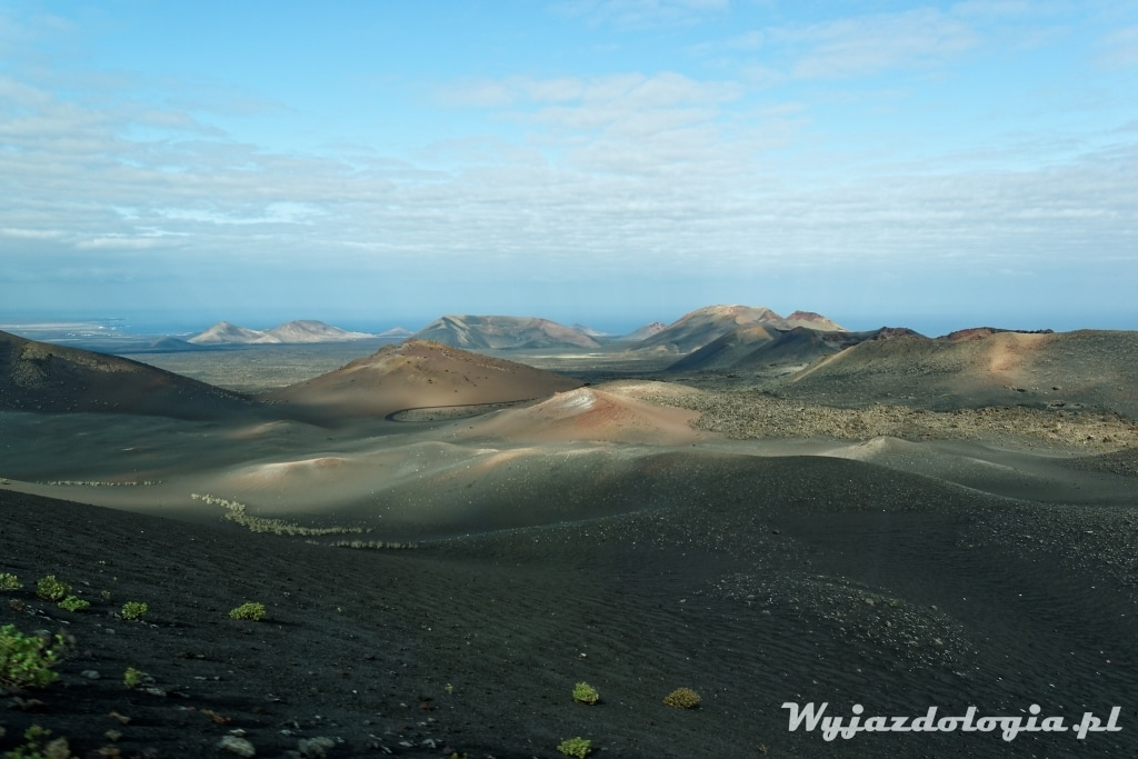 wulkany na Lanzarote