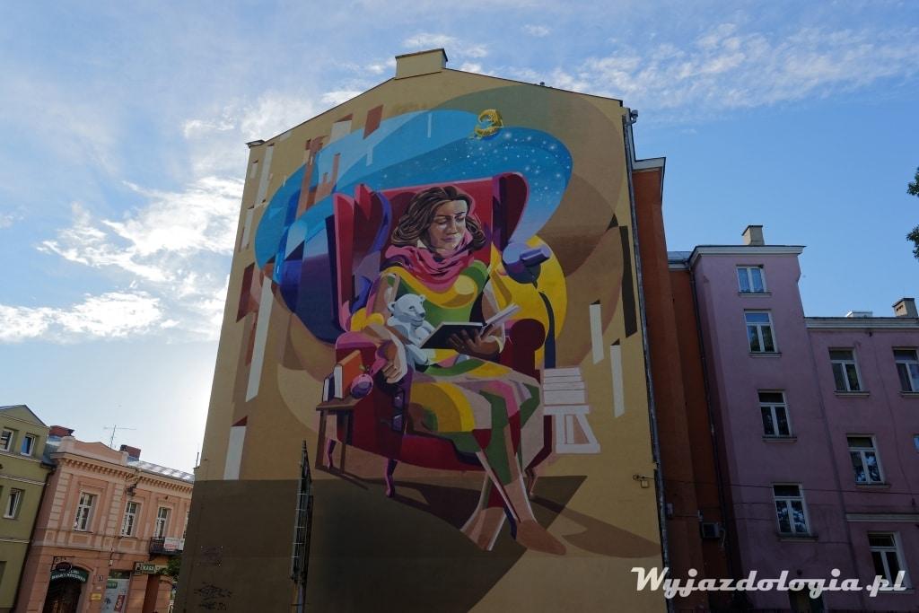 Chełm mural
