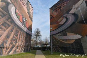 Murale Gdańska Zaspa