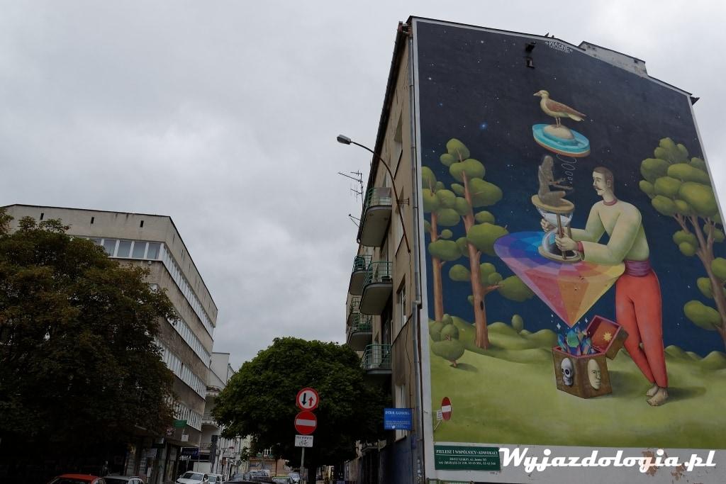 Mural Jasna Lublin