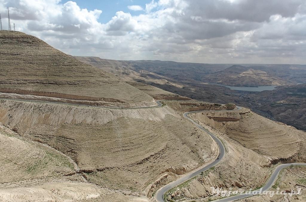 drogi w Jordanii