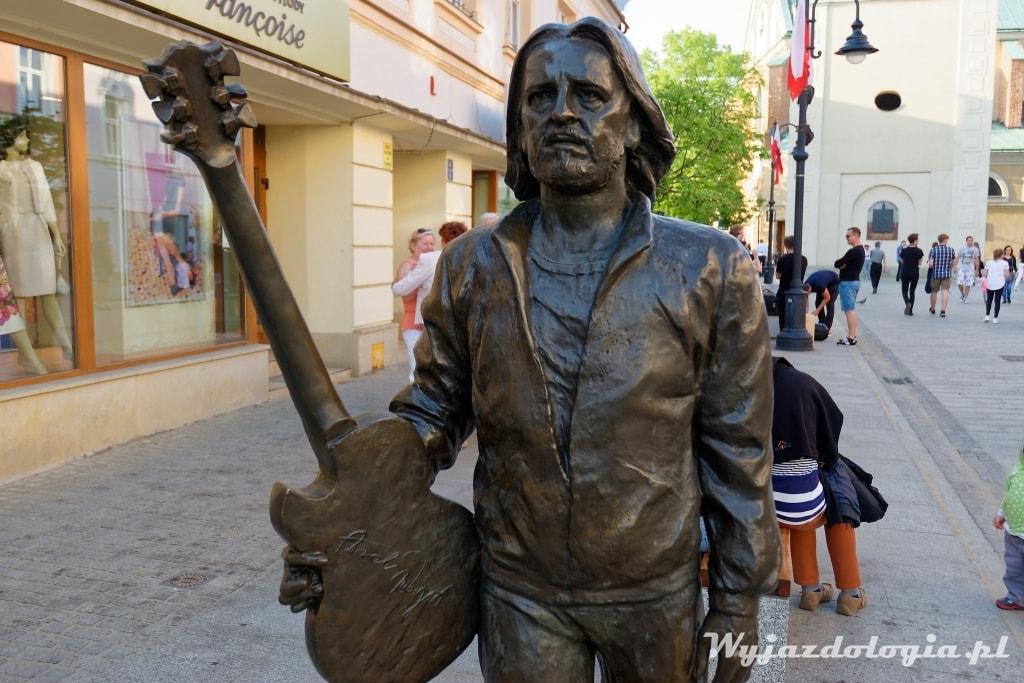 pomnik Tadeusza Nalepy Rzeszów
