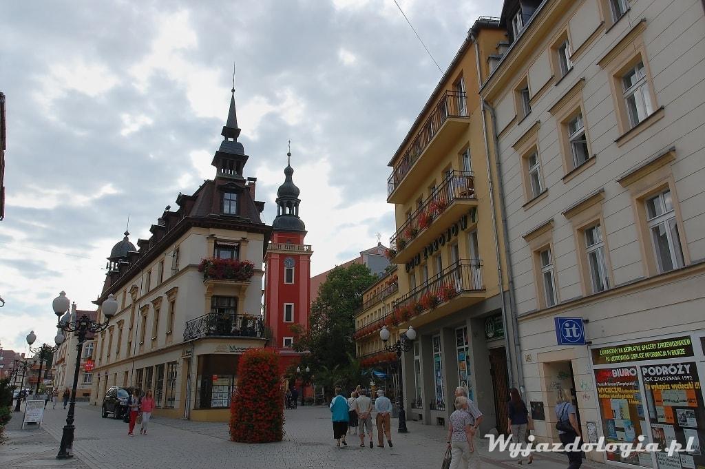 Cieplice Zdrój Stare Miasto