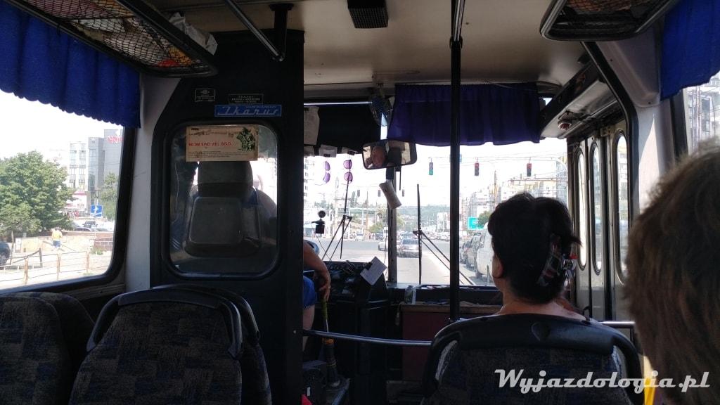 Autobusy w Kiszyniowie