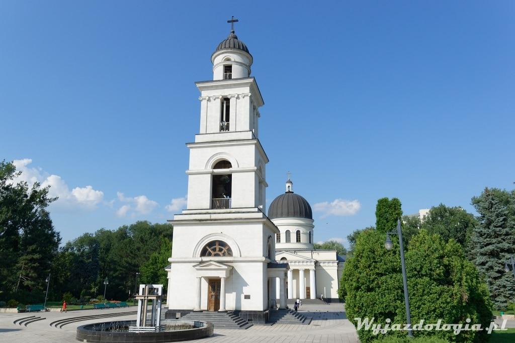 Atrakcje Kiszyniowa