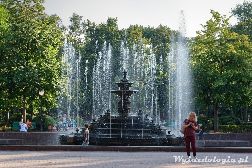 Fontanna w Kiszyniowie