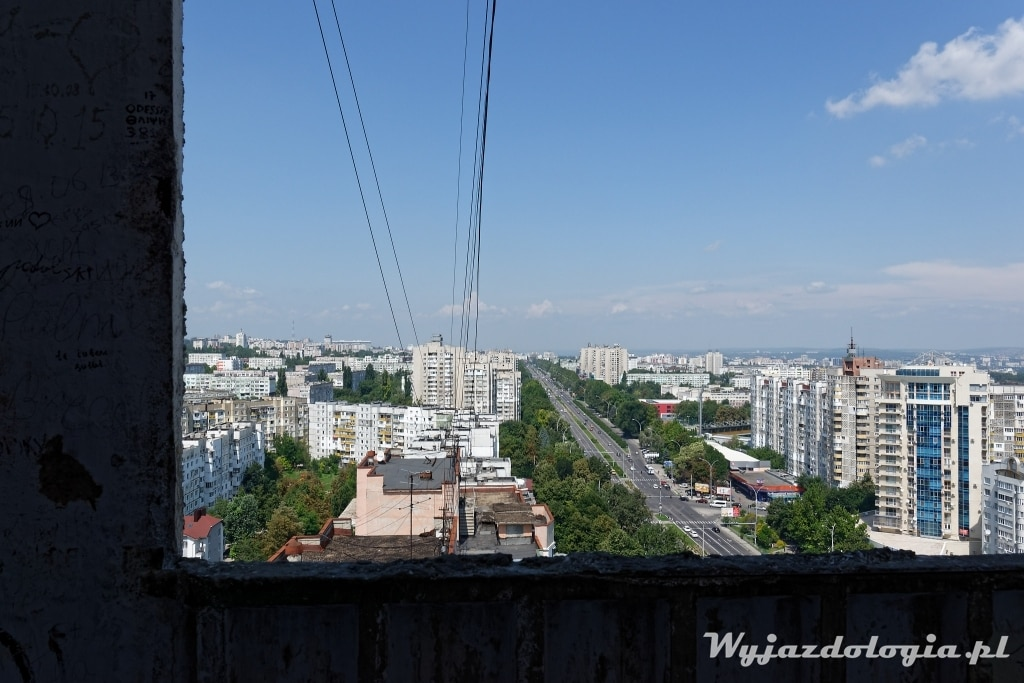 Kiszyniów panorama
