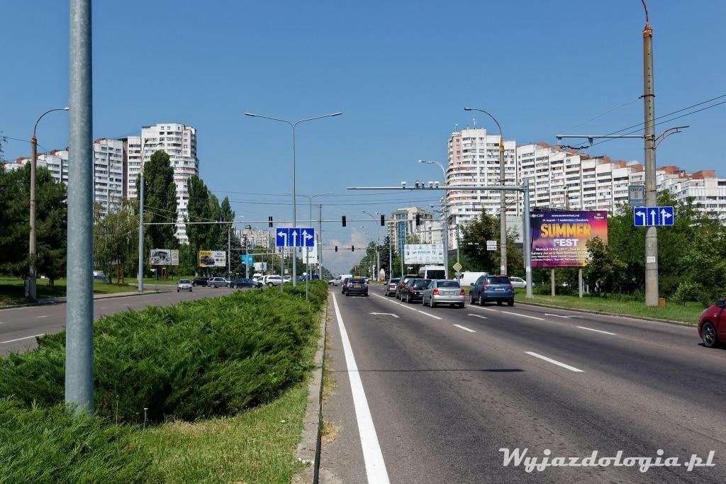 Wrota miejskie w Kiszyniowie