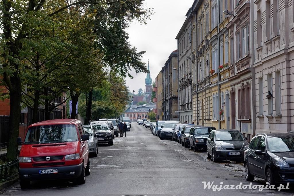 Kraków parkowanie na Kazimierzu to zaraza