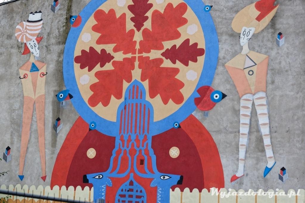 Mural Podgórze