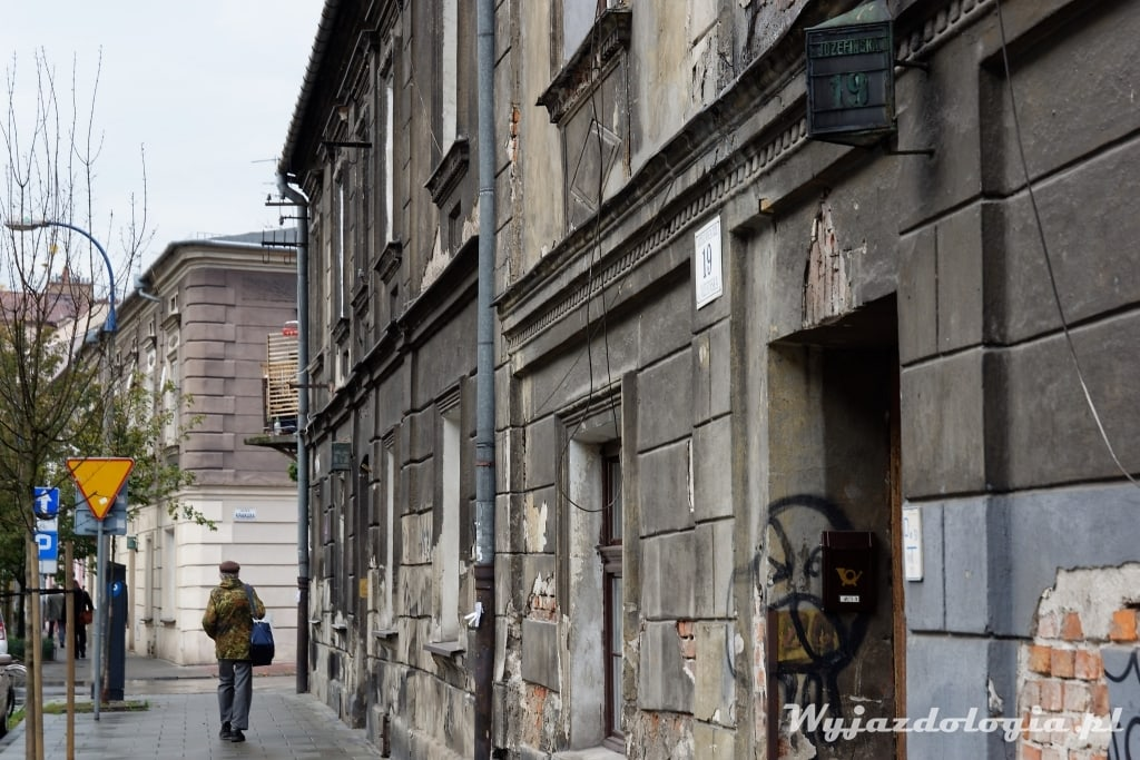 Kraków Józefińska