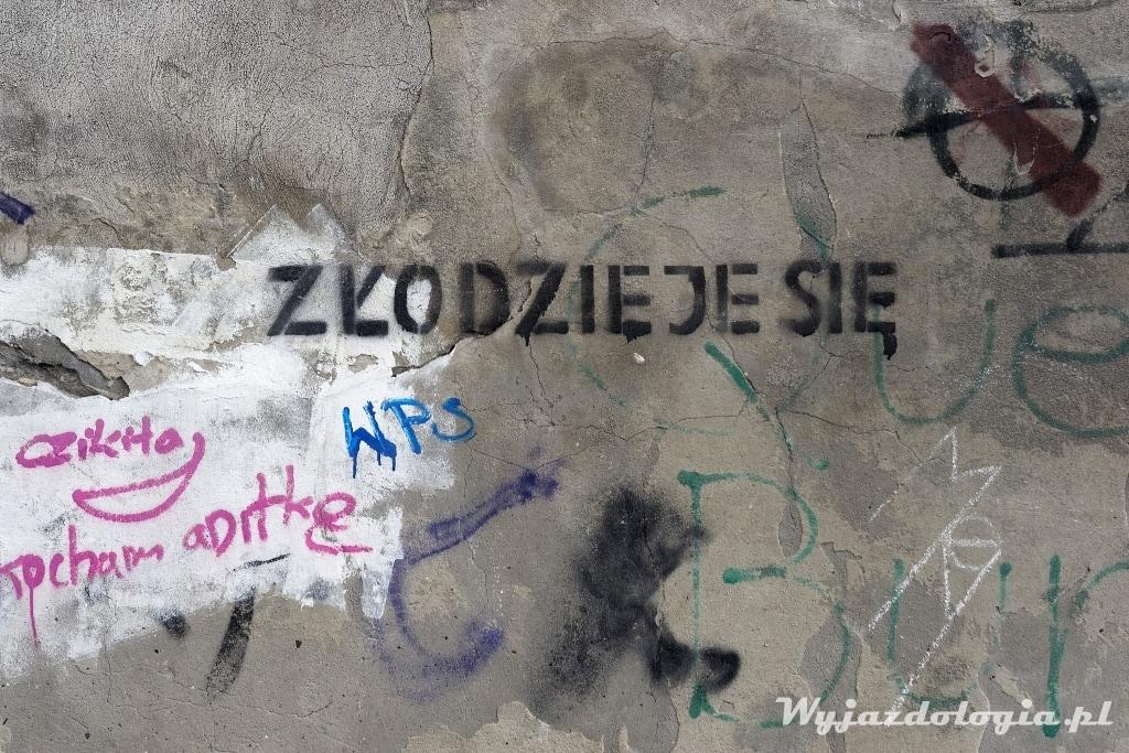 Kraków Złodzieje