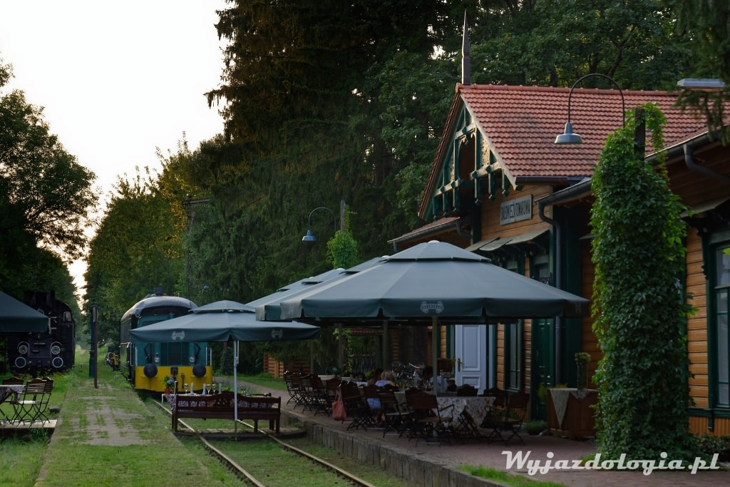 Stacja kolejowa Białowieża Towarowa