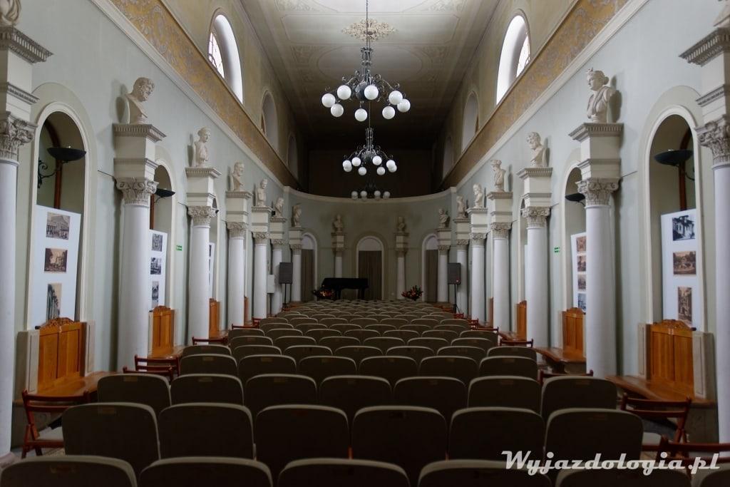 sala koncertowa Busko-Zdrój