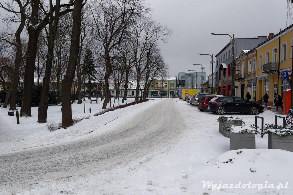 Plac Zwycięstwa Busko-Zdrój
