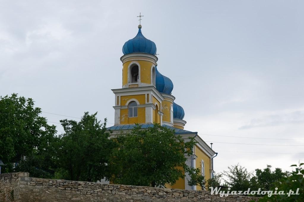 cerkiew mołdawia trebujeni co zwiedzić