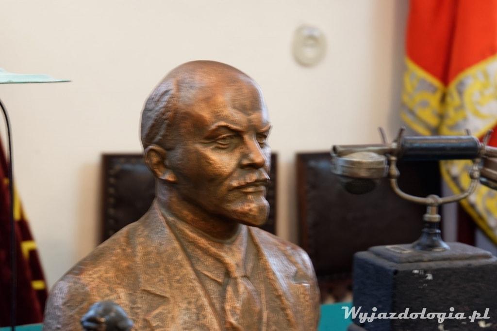 Lenin w Tyraspolu