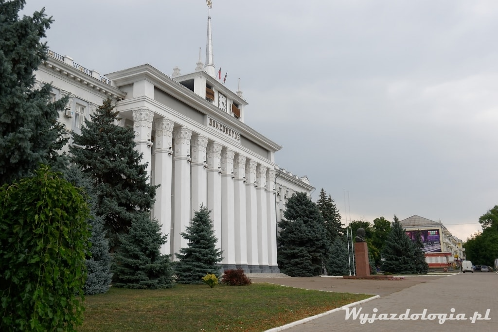 Tyraspol Dom Sowietów