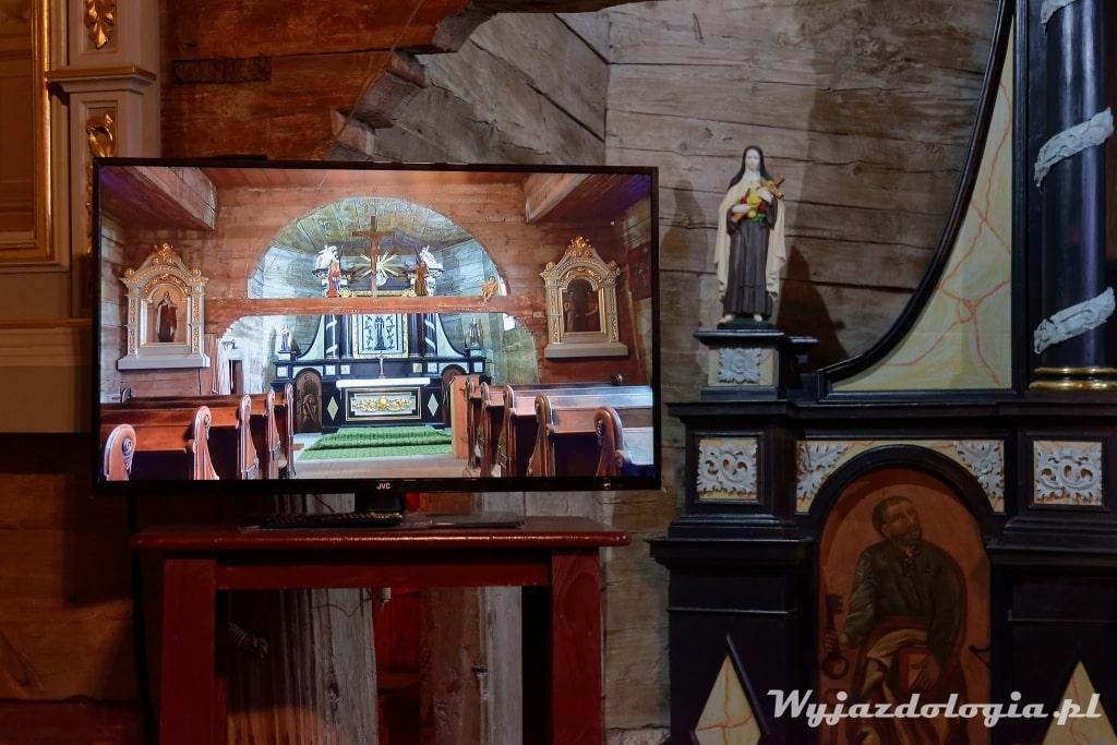 kościół św Leonarda zwiedzanie