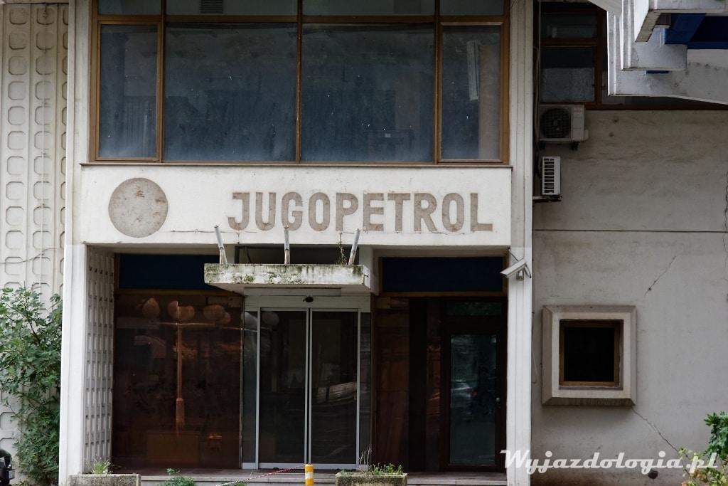 kotor budynek Jogopetrolu