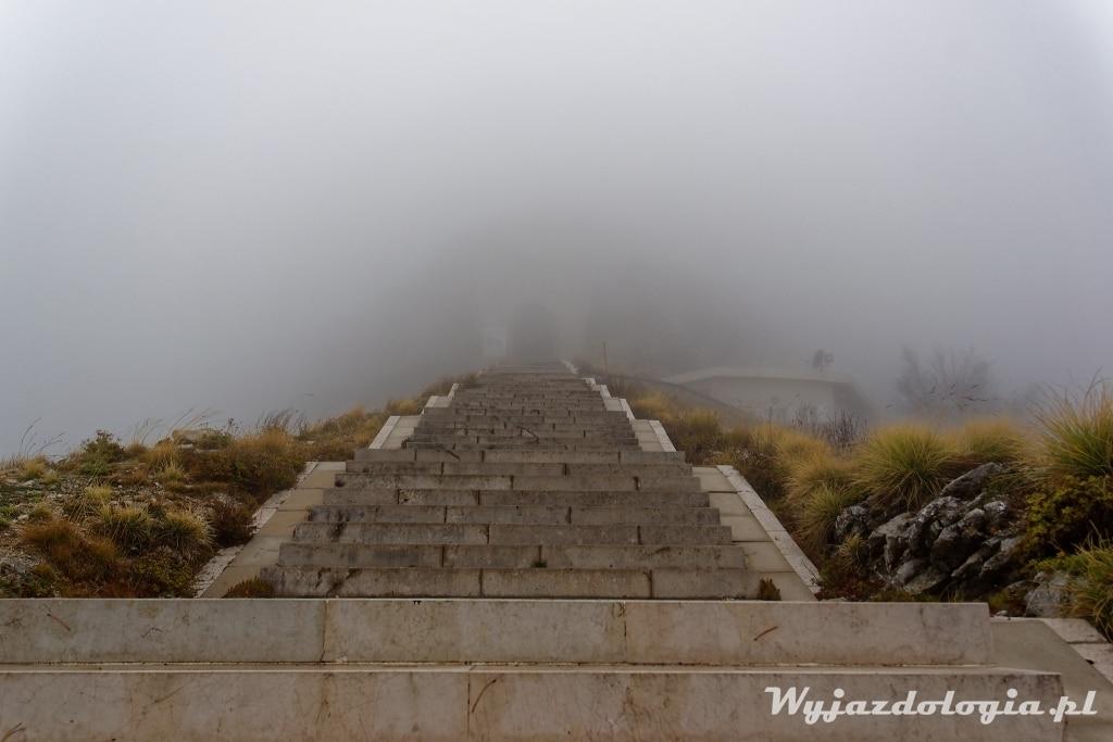 Mauzoleum Niegosza Czarnogóra