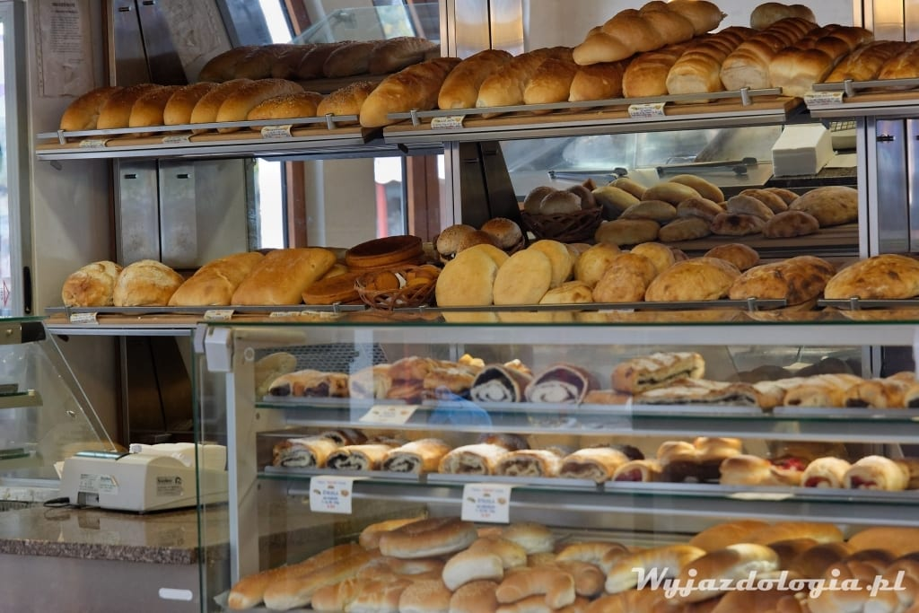 Piekarnia w Czarnogórze